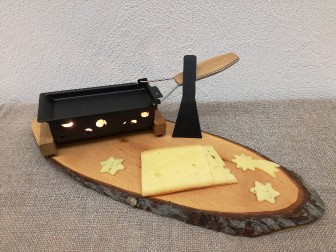 Partyclette - Raclette to go
